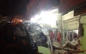 Tai nạn kinh hoàng trước cổng trường đại học