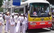 Xe buýt dành riêng cho phụ nữ ở Hà Nội mới chạy thử nghiệm