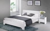 Không nên sử dụng giường hình tròn