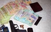 Thủ quỹ bị dí súng cướp 1,2 tỷ đồng