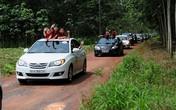 Vì sao Bộ GTVT từ chối 1.000 xe du lịch Trung Quốc?