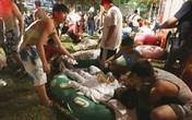 Nổ ở công viên nước, gần 500 người bị thương