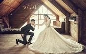 Ảnh cưới lộng lẫy của người mẫu Thư Huyền