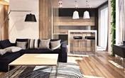 Căn nhà với thiết kế hiện đại và nhiều không gian mở