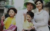 """Điều ít biết về người vợ xinh đẹp của chàng """"Trương Chi"""" Việt Hoàn"""