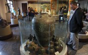 Nhiều báu vật quý hiếm trong Bảo tàng văn hóa Phật giáo ở Đà Nẵng
