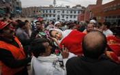 Cảnh tượng đau lòng sau trận động đất kinh hoàng ở Nam Á