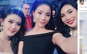 """Sao Việt đăng ảnh kiểu """"facebook ai người đó đẹp"""""""