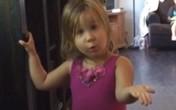 Lý sự cực đáng yêu của bé gái 4 tuổi về chuyện lười đến trường và làm việc nhà