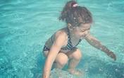 Bức ảnh khiến dân mạng tranh cãi đến phát điên: Cô bé ở trên hay dưới nước?