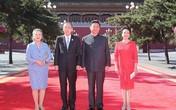 Vẻ sang trọng, quý phái của đệ nhất phu nhân Trung Quốc trong lễ duyệt binh