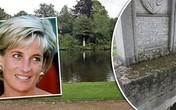 Ảnh gây sốc về khu mộ của công nương Diana