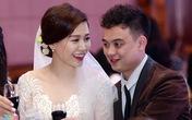 Diễn viên Mi Trần rạng ngời trong ngày cưới