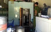 Nhân viên rót bia bị điện giật chết trong hầm lạnh