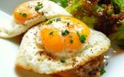 Bữa sáng giàu protein giúp phái mạnh cải thiện vóc dáng