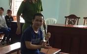 Thanh niên hiếp dâm bé gái khóc nức nở tại tòa