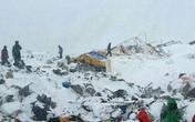 Động đất Nepal: Tìm thấy hàng trăm thi thể người leo núi bị tuyết chôn vùi