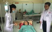 Cứu bệnh nhân ho ra máu thoát ca mổ cắt phổi