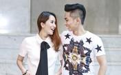 Khánh Thi cười tươi rói hạnh phúc bên Phan Hiển