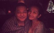 Vợ chồng Kim Hiền ngọt ngào trong đêm Valentine