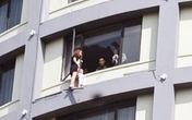 Vợ dọa ôm con nhảy lầu để ép chồng ly hôn