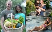 Mẹ mang thai 9 tháng chỉ ăn toàn hoa quả và rau