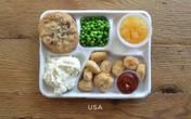 Bữa trưa tại trường của học sinh khắp nơi trên thế giới