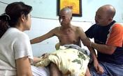 Tài tử Nguyễn Hoàng gầy mõ sau gần 2 tháng tai biến