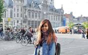 Nữ sinh Việt giành ngôi hoa khôi ảnh tại Pháp