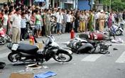 Tai nạn xe máy kinh hoàng, 3 người tử vong