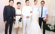 Sao Việt nô nức dự tiệc cưới Lê Thúy tại TP HCM