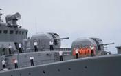 Tàu chống ngầm của Hải quân Nga tới Đà Nẵng