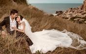 Ảnh cưới lãng mạn ở Phan Thiết của Lê Thúy