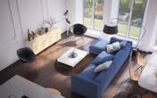 Những thiết kế phòng khách đáng mơ ước