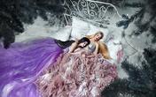 Thiếu nữ 9X khoe sắc đẹp mê hồn trong tuyết trắng