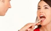 Ung thư khoang miệng dễ nhầm với loét miệng