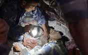 """Động đất Nepal: Tiếng kêu xé lòng của bé gái """"Mẹ ơi, mẹ đâu rồi"""""""