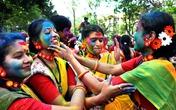 Ấn Độ đón Tết với nhiều màu sắc nhất