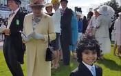 Cuộc sống như đế vương của cậu bé bỏ mũ bắt tay nữ hoàng Anh