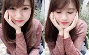 Cô giáo tiểu học ở Hà Nội xinh như hoa gây bão Facebook