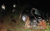 Đâm chết người, tài xế kéo lê nửa xác nạn nhân bỏ trốn