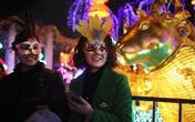 Rực rỡ lễ hội đèn lồng chào đón năm Ất Mùi