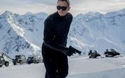"""""""Điệp viên 007"""" liên tiếp bị thương trên trường quay"""