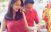 Kim Hiền bị đau tới phát khóc ở cuối thai kỳ