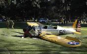 Tài tử Harrison Ford bị tai nạn máy bay