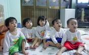 Cuộc sống bận rộn mà ngập tràn tiếng cười của ca sinh 5 đầu tiên tại Việt Nam