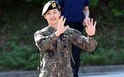 Mỹ nam 'Chuyện tình ở Song Kun Quan' chính thức xuất ngũ