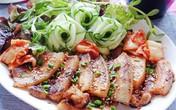 Thịt nướng kiểu Hàn Quốc thơm ngon, dễ làm