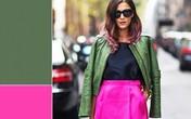 10 chiêu phối màu sắc thú vị cho phái đẹp