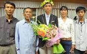 Bố mẹ phụ hồ, con trai giành 2 Huy chương Vàng Toán quốc tế